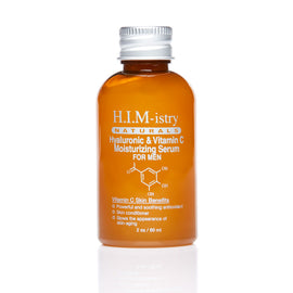 Hyaluronic & Vitamin C Moisturizer for Men