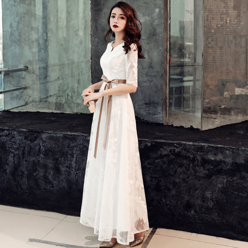 Haute Style Dress-Dresses-[korean fashion]-[korean clothing]-[korean style]-SOO・JIN