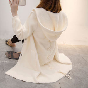 Hot-Selling Water Curved Long Jacket