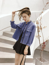 GoGo Girl Short Jacket - korean clothing and fashion