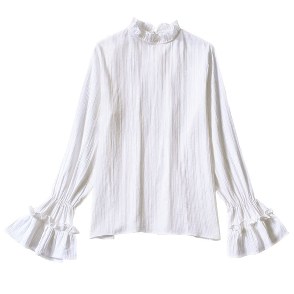 LA BLANC Elegant Blouse - korean clothing and fashion