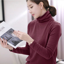 Basics Turtleneck Top