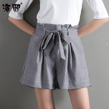 Waist Band Skirt Shorts-Bottoms-[korean fashion]-[korean clothing]-[korean style]-SOO・JIN