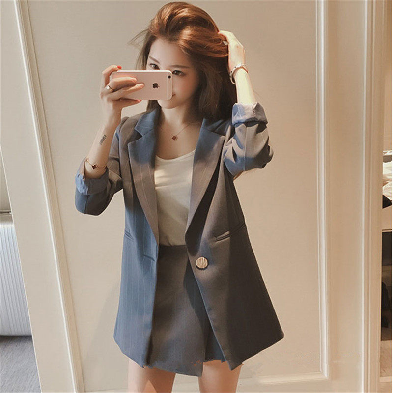 Tall Lady Sweet Three-Piece Suit