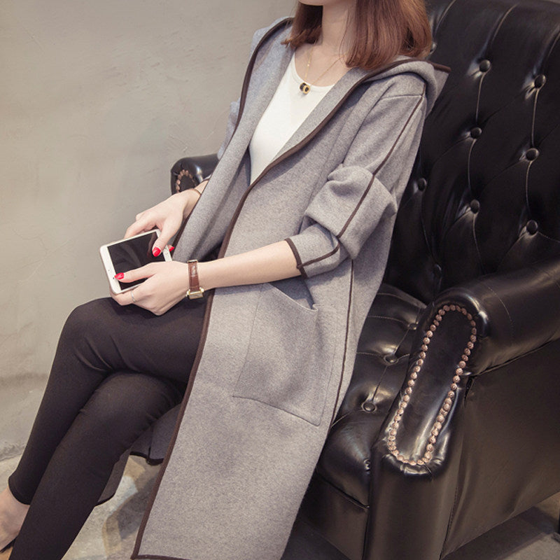 Thicken Cardigan Coat