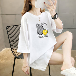 A35J Tennis Ball Anime Short Sleeve Shirt