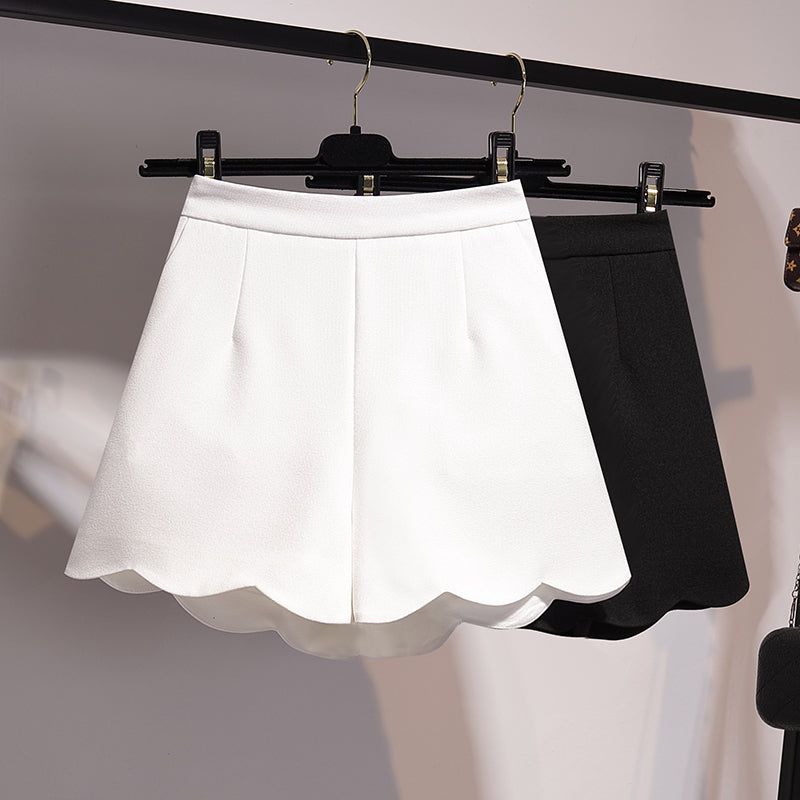 Cuty Look Mini Skirt-Bottoms-[korean fashion]-[korean clothing]-[korean style]-SOO・JIN