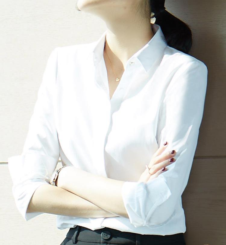 2019 Office Shirt-Blouses & Shirts-[korean fashion]-[korean clothing]-[korean style]-SOO・JIN