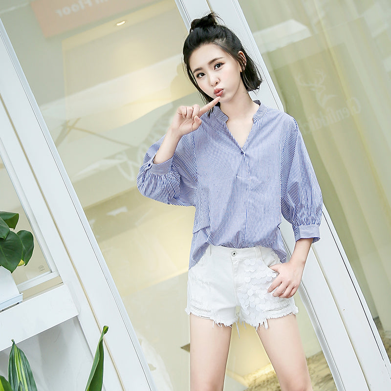 A24G Casual Fashion Loose Shirt