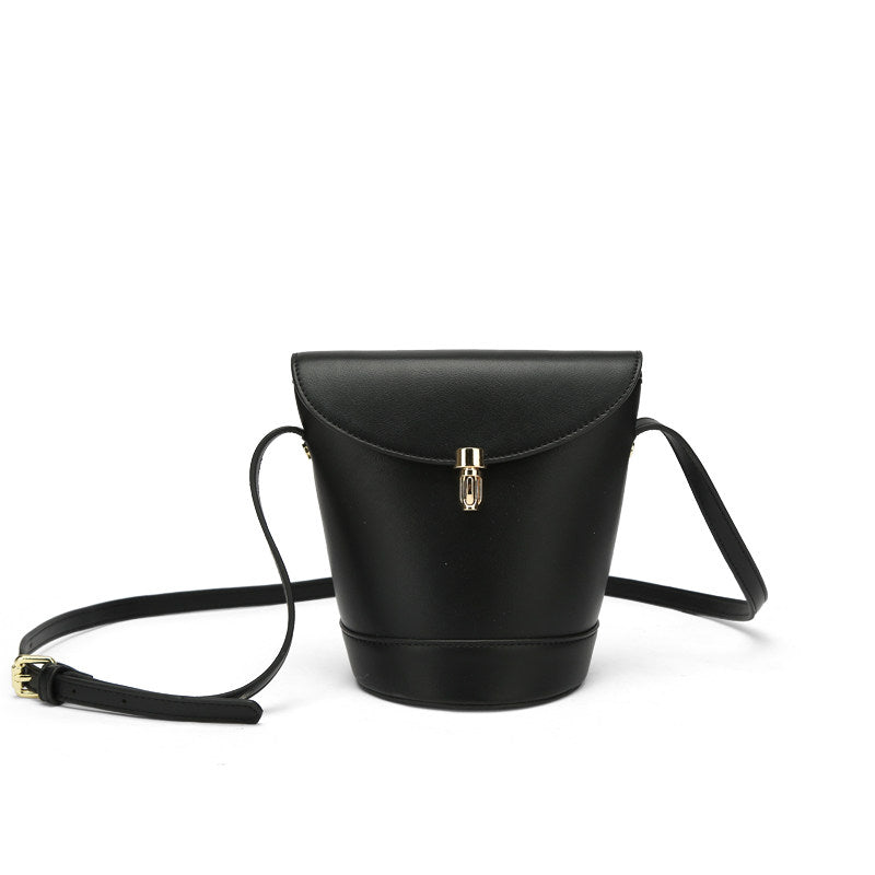 Three-dimensional Round Women's Bag