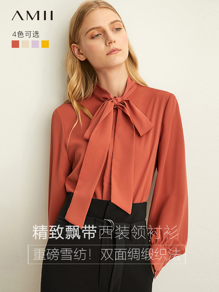 A15Y Strap Style Loose Fit Shirt