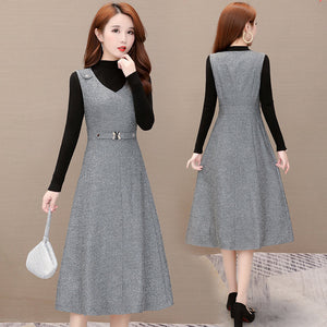 Two Sets Of Tide Dress