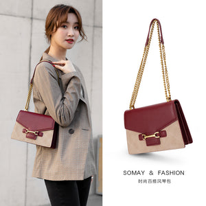 A32F Pumping Crossbody Shoulder Women's Bag