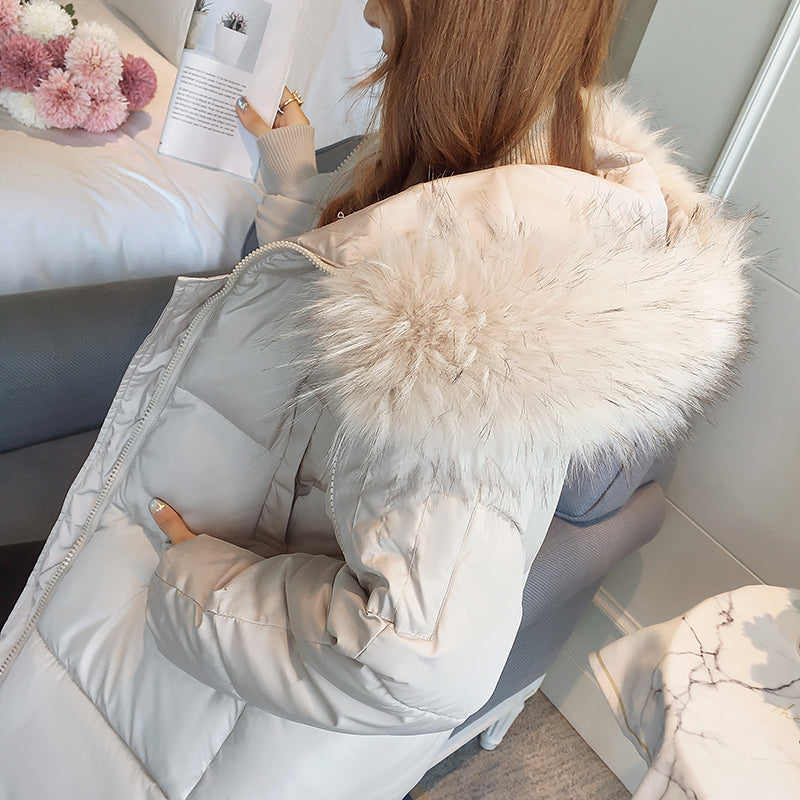 A10Q Padded Girls Cotton Jacket