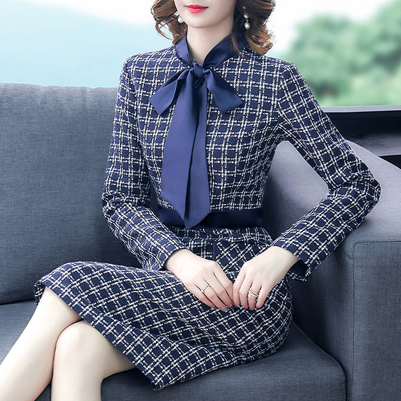 A17M High-end Foreign Temperament Dress