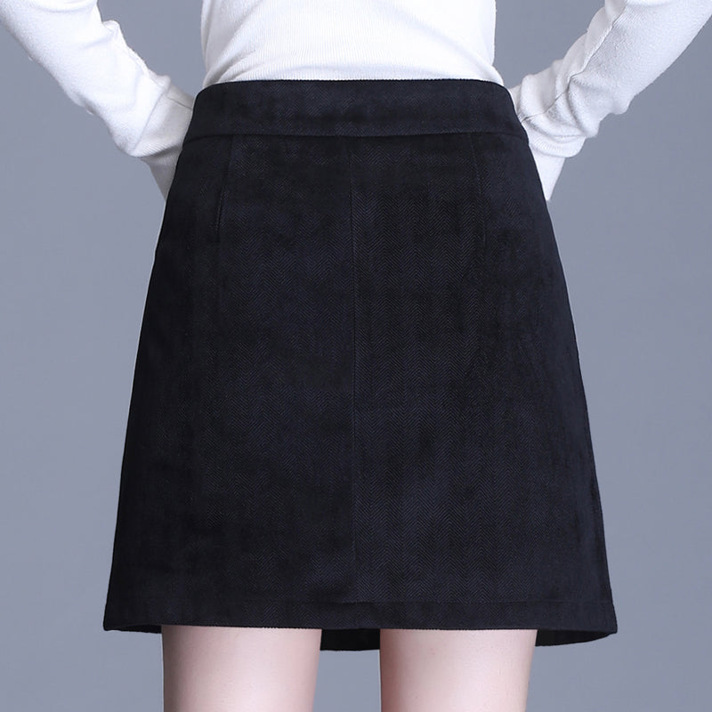 A21G High Waist 2 Pocket Skirt