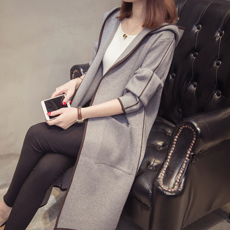 A10S Knit Cardigan Coat