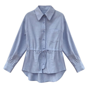 A30X ​​Ergonomic Design Long-sleeved Shirt