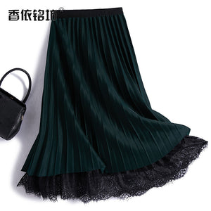 Two-Sided Wear Skirt