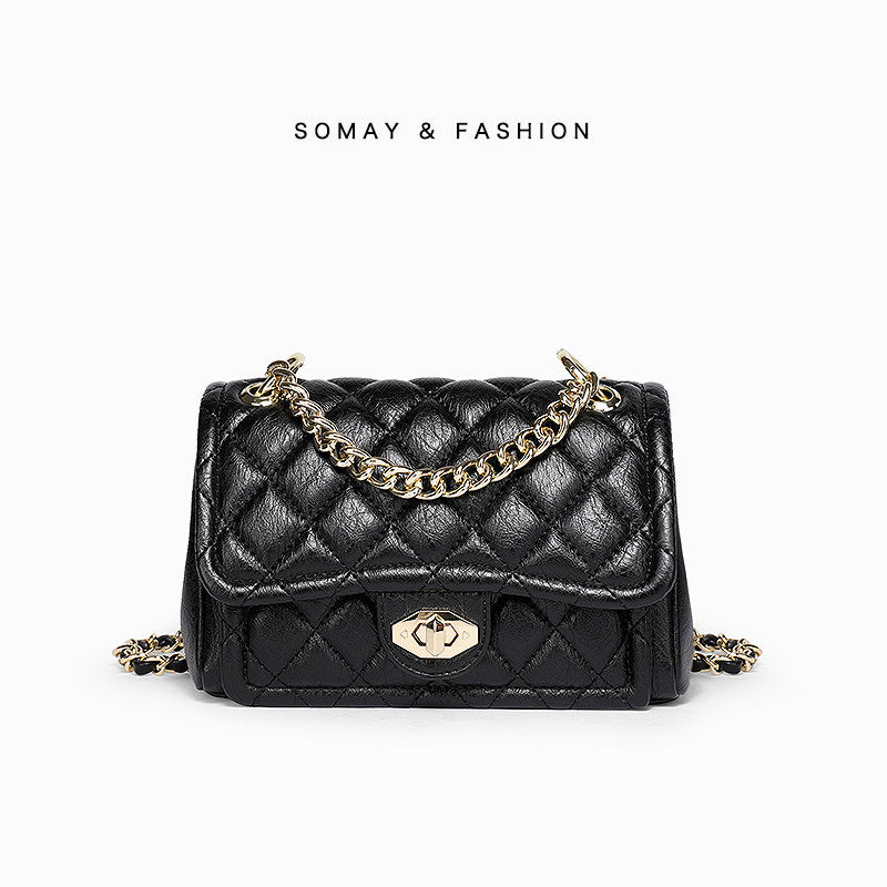 Casual Soft Women's Chain Bag