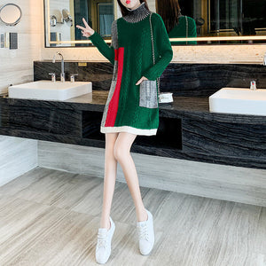 Exquisite Thick Long Pullover