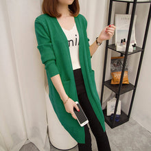 2019 Solid Multi Color Cardigan-Cardigans-[korean fashion]-[korean clothing]-[korean style]-SOO・JIN