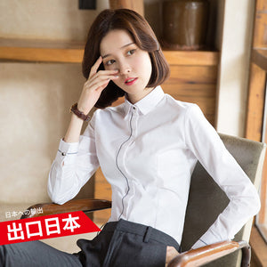 2019 Office Shirt Assorted Colors-Blouses & Shirts-[korean fashion]-[korean clothing]-[korean style]-SOO・JIN