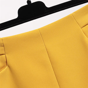 Nice & Neat Mini Skirt-Bottoms-[korean fashion]-[korean clothing]-[korean style]-SOO・JIN