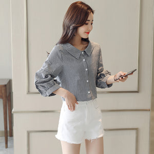 A24B The Seven-Point Sleeve Shirt
