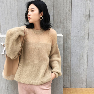 Extra Thick Wool Pull-Over