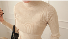 High Collar Pull-Over - korean clothing and fashion