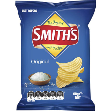 Smiths Chips Original 60g