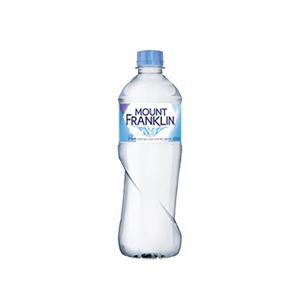 Mount Franklin Spring Water 500ml