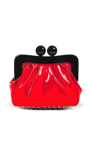 AMY Clutch - Red