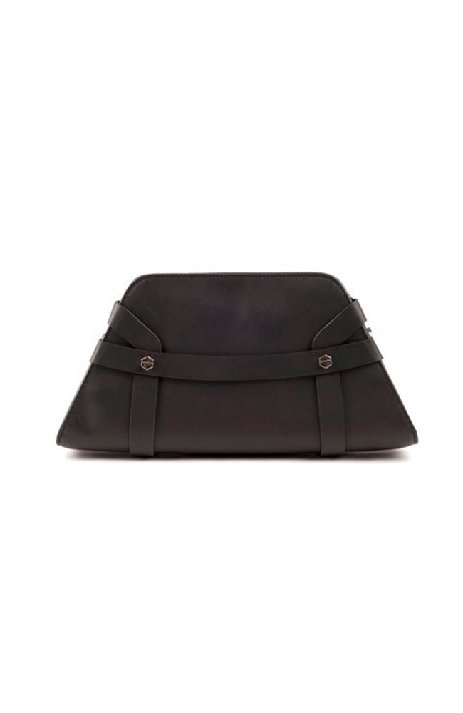 DITA for mata hari DITA TRAPEXE Clutch  - Black