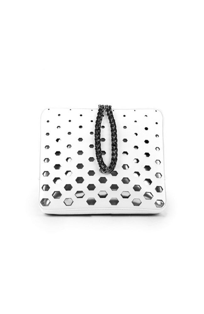 DITA for mata hari Pouch  - White