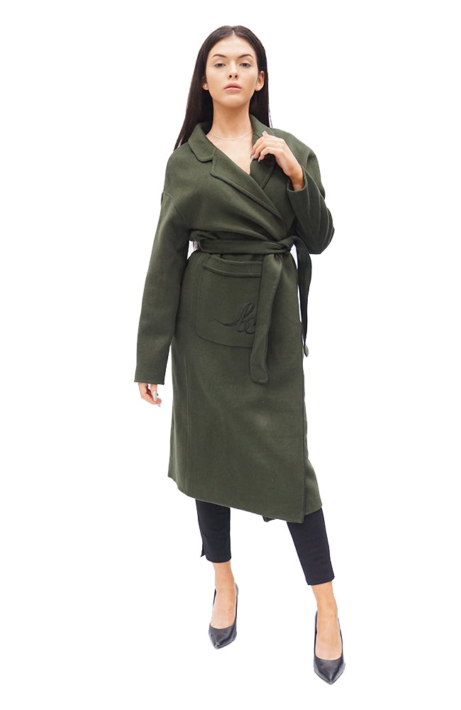 COAT - Dark Green