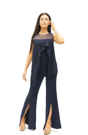 JUMPSUITS - NAVY