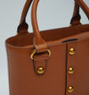 BC VOGA Basket Brown Bag