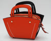 BC VOGA Smiling Face Red Bag