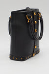 BC VOGA Basket Black Bag