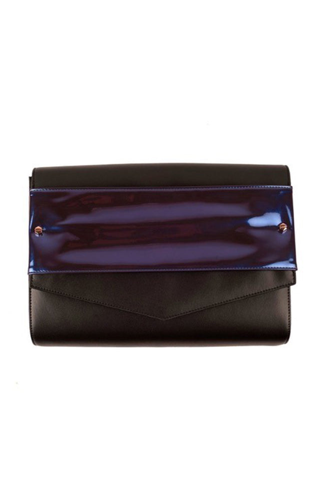 JUDY for mata hari Clutch  - Black