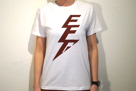 Electric Feel Good White T-shirt