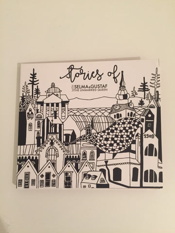 SELMA & GUSTAF - STORIES OF, CD