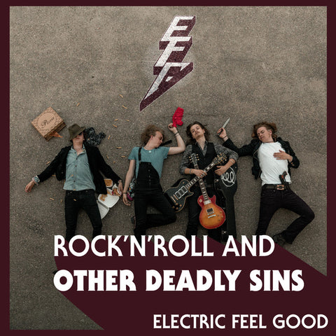 Rock'n'Roll And Other Deadly Sins - LP