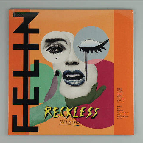 Felin - Reckless Dreamers vinyl
