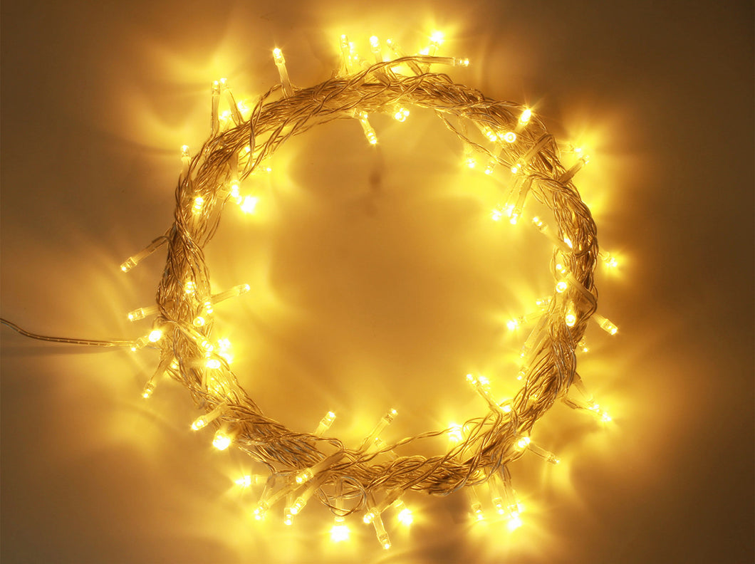 Gresonic 100 led fairy string lights plug in with 618 timer gresonic 100 led fairy string lights plug in with 618 timer aloadofball Image collections