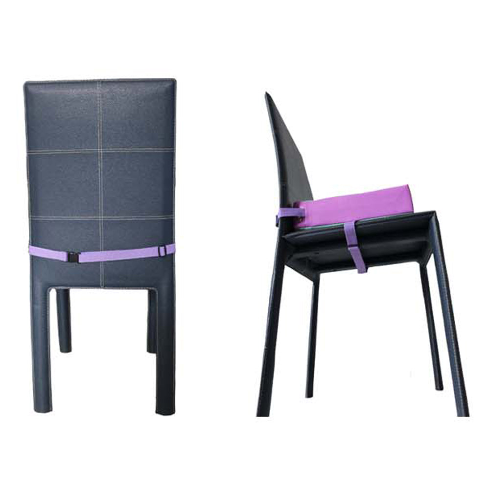 Adjustable Dining Chair Booster Cushion