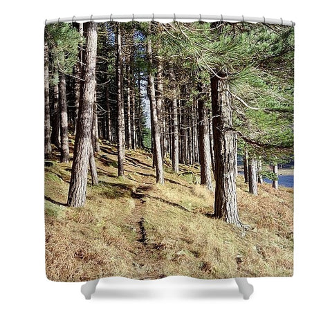 Dovestones - Shower Curtain