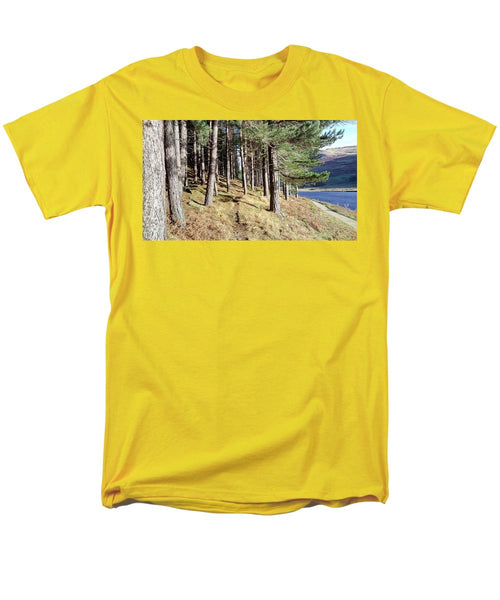 Dovestones - Men's T-Shirt  (Regular Fit)